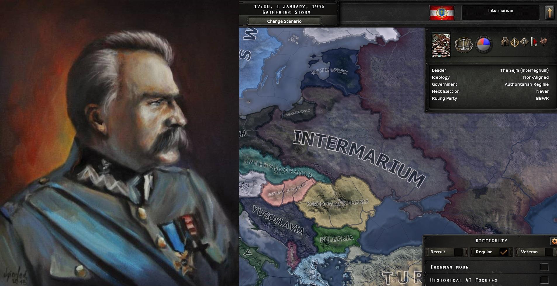 Steam Workshop :: Piłsudski's Intermarium