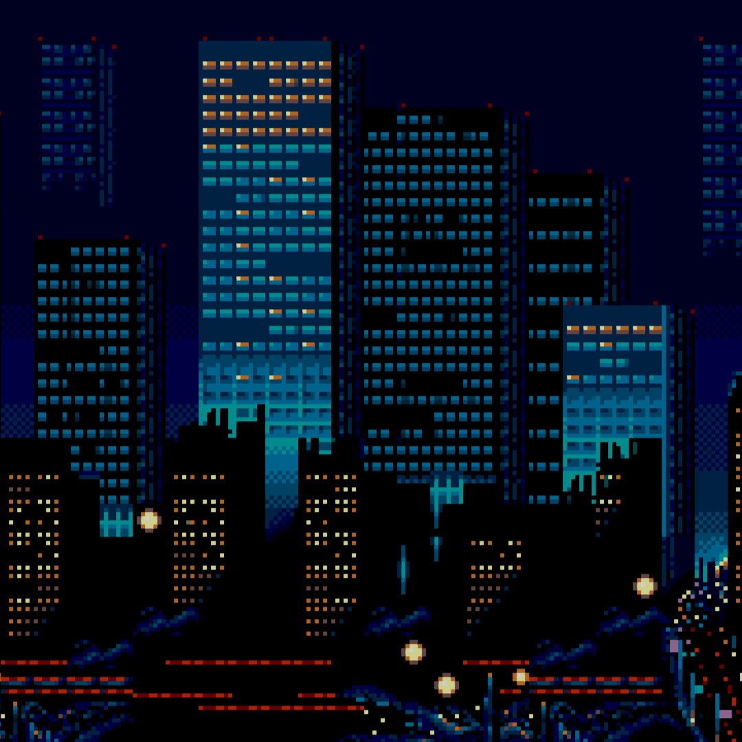 Streets of Rage Scrolling City Wallpaper Engine