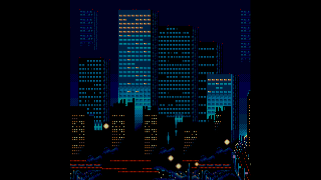 Streets of Rage Scrolling City Wallpaper Engine Free