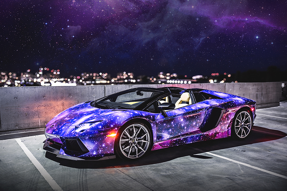 Steam Community Galaxy Lamborghini Aventador