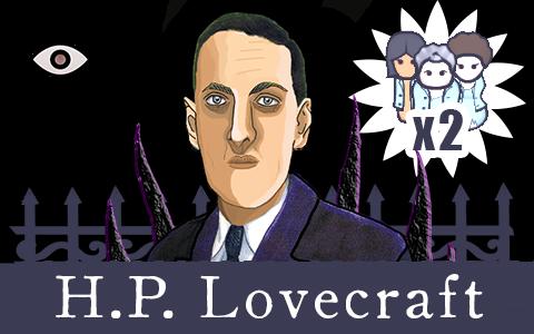 Steam Workshop :: H P  Lovecraft Storyteller [Double Pop] V1 2