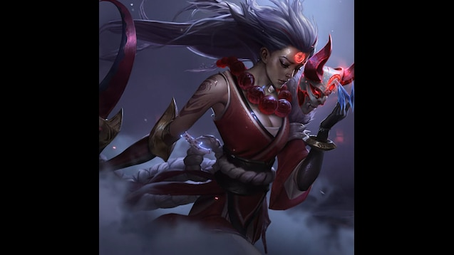 Steam Workshop Lol Blood Moon Diana 1080p Wo Sound