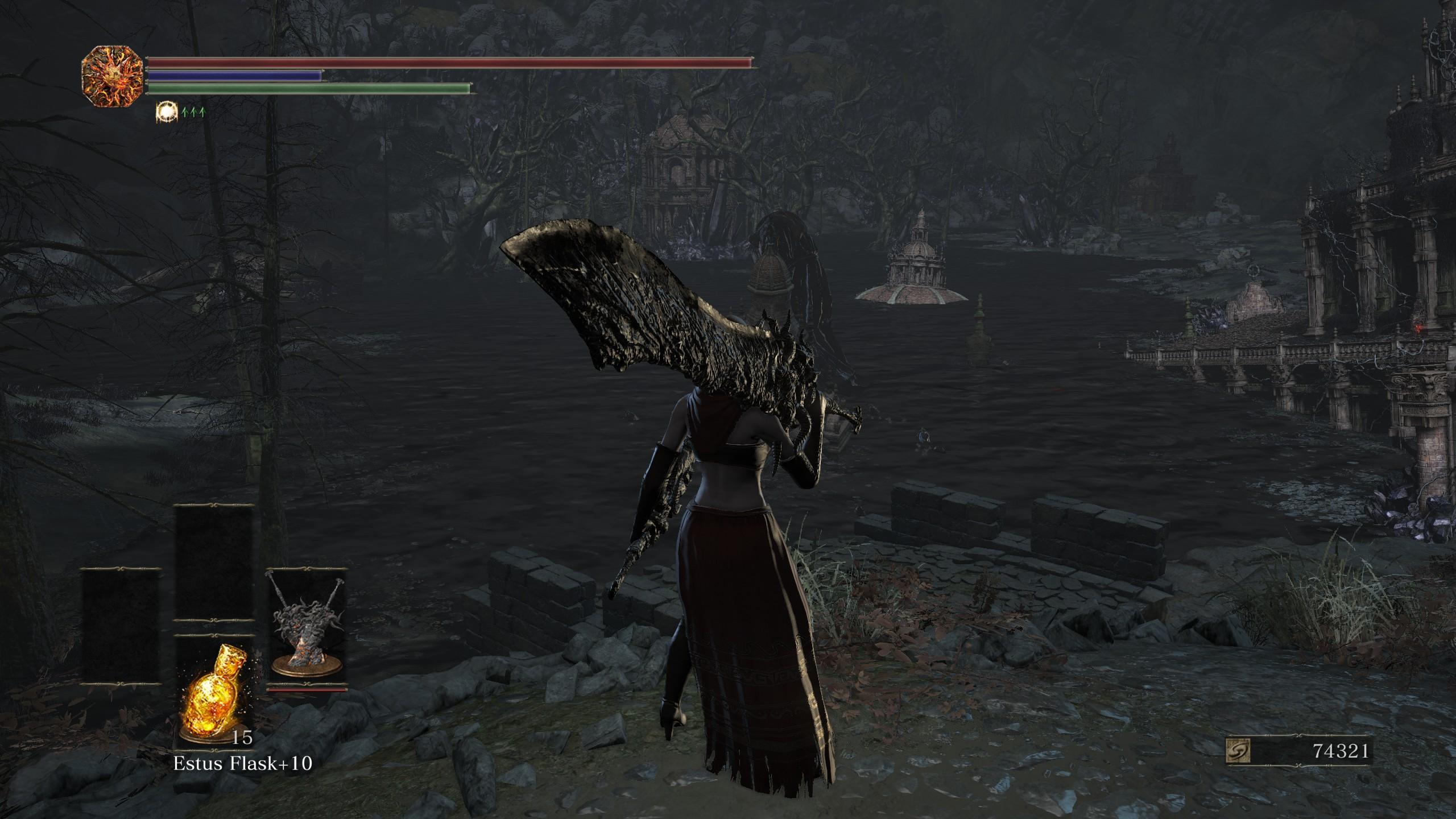 dark souls 3 darkeater midir