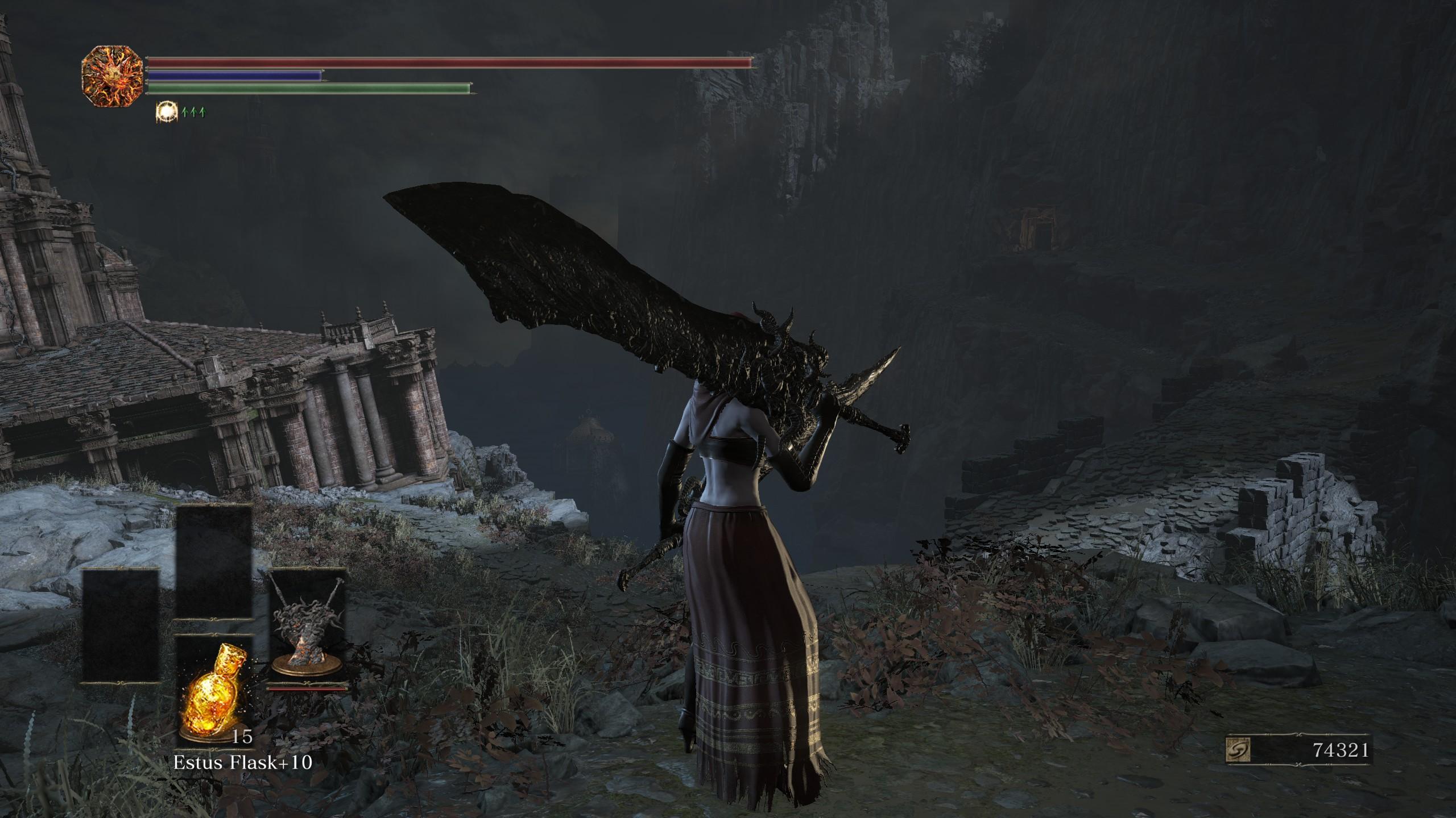 dark eater midir soul