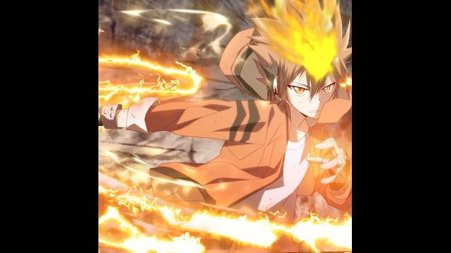 Steam Workshop Katekyo Hitman Reborn Tsuna Awakens V2