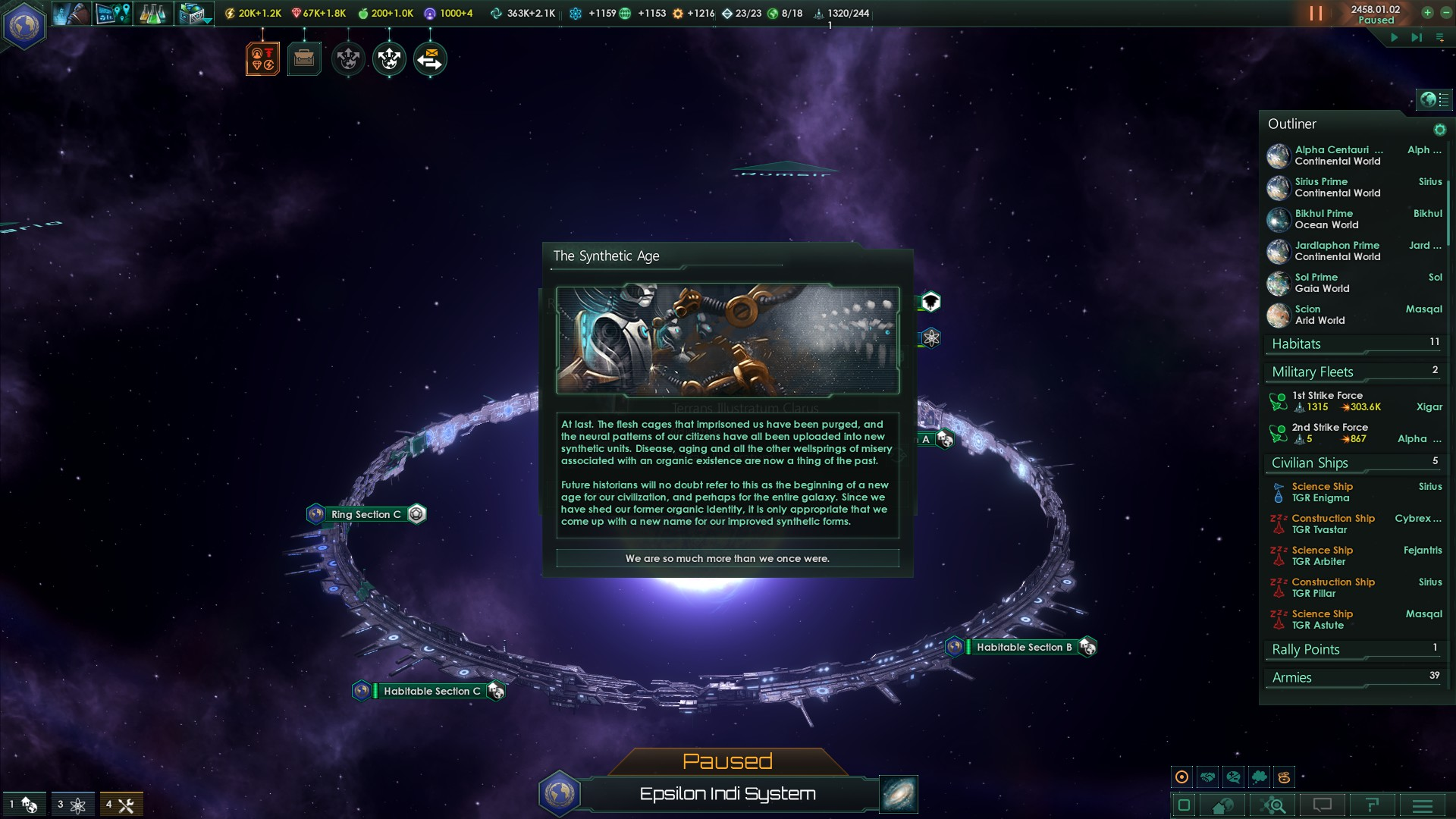 Stellaris End-All | Gamers With Jobs