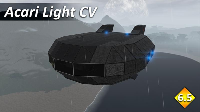 Acari Light CV