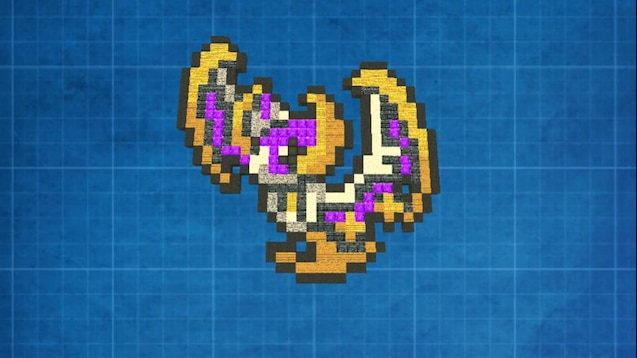 Steam Workshop Pixel Lunala