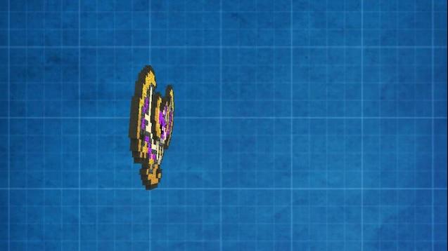 Steam Workshop Pixel Lunala