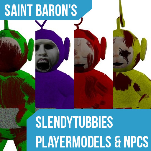 steam workshop slendytubbies playermodels and npcs