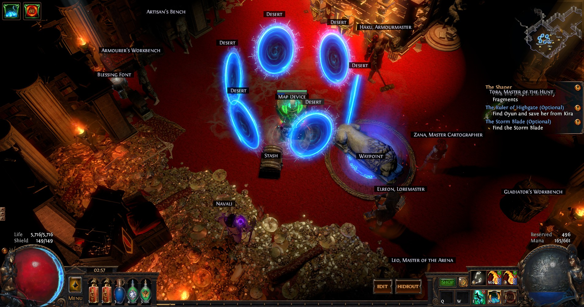 Steam Community :: Guide :: Path of Exile 100% achievements guide!