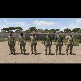 steam workshop british army gen 3 combat uniforms