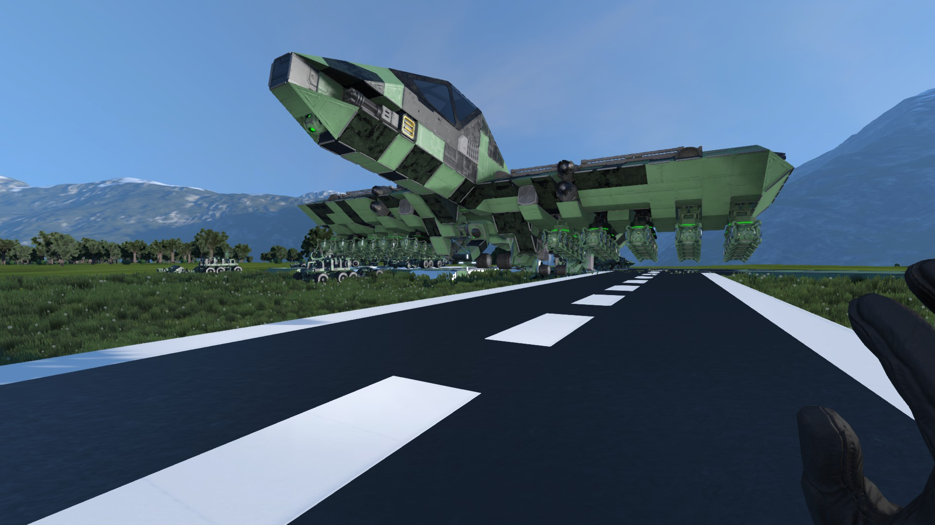 A10 thunderbolt ii atmospheric strike bomber updated and blueprint img malvernweather Images