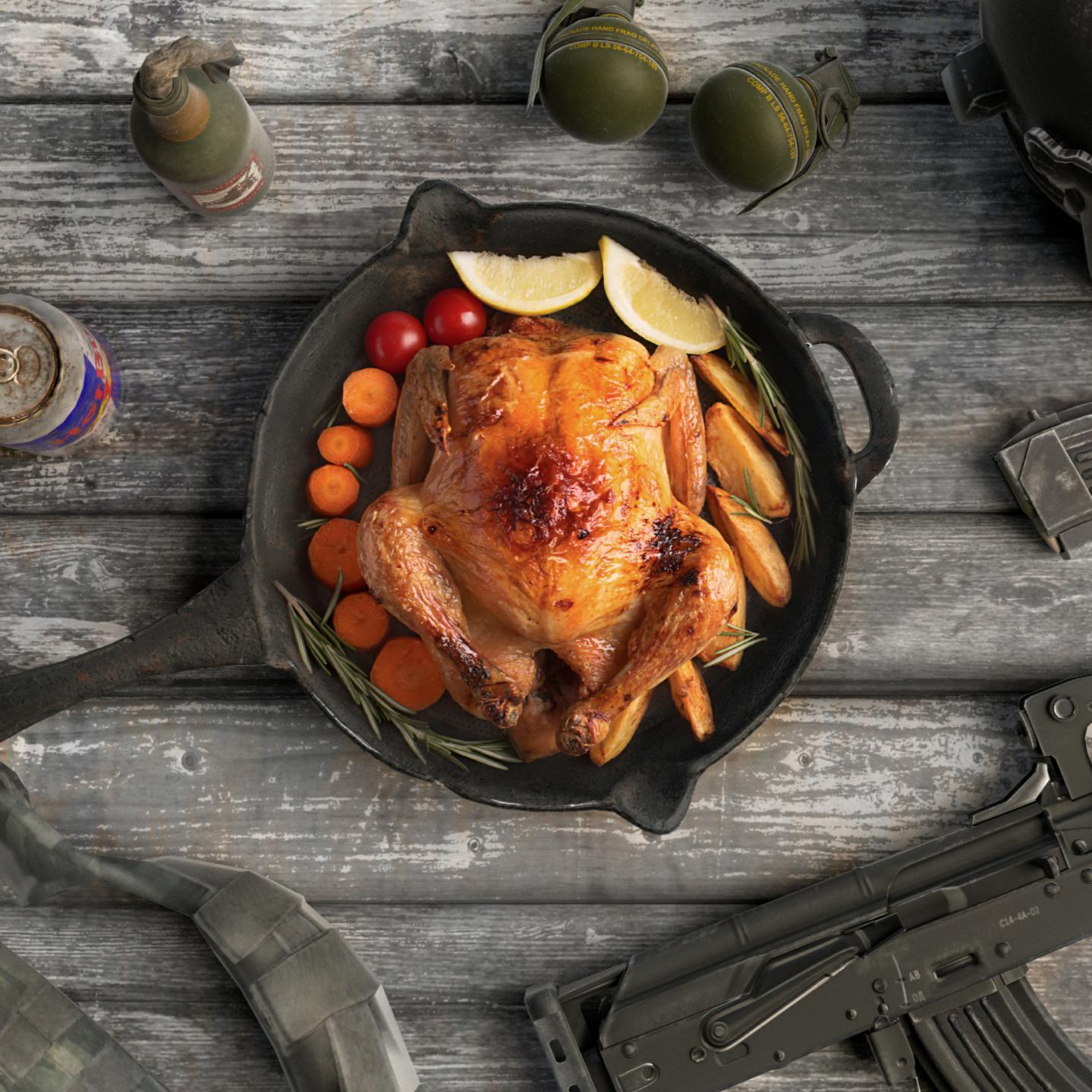 Pubg Wallpapers 65: Steam Workshop :: Chicken Dinner Pubg 1440