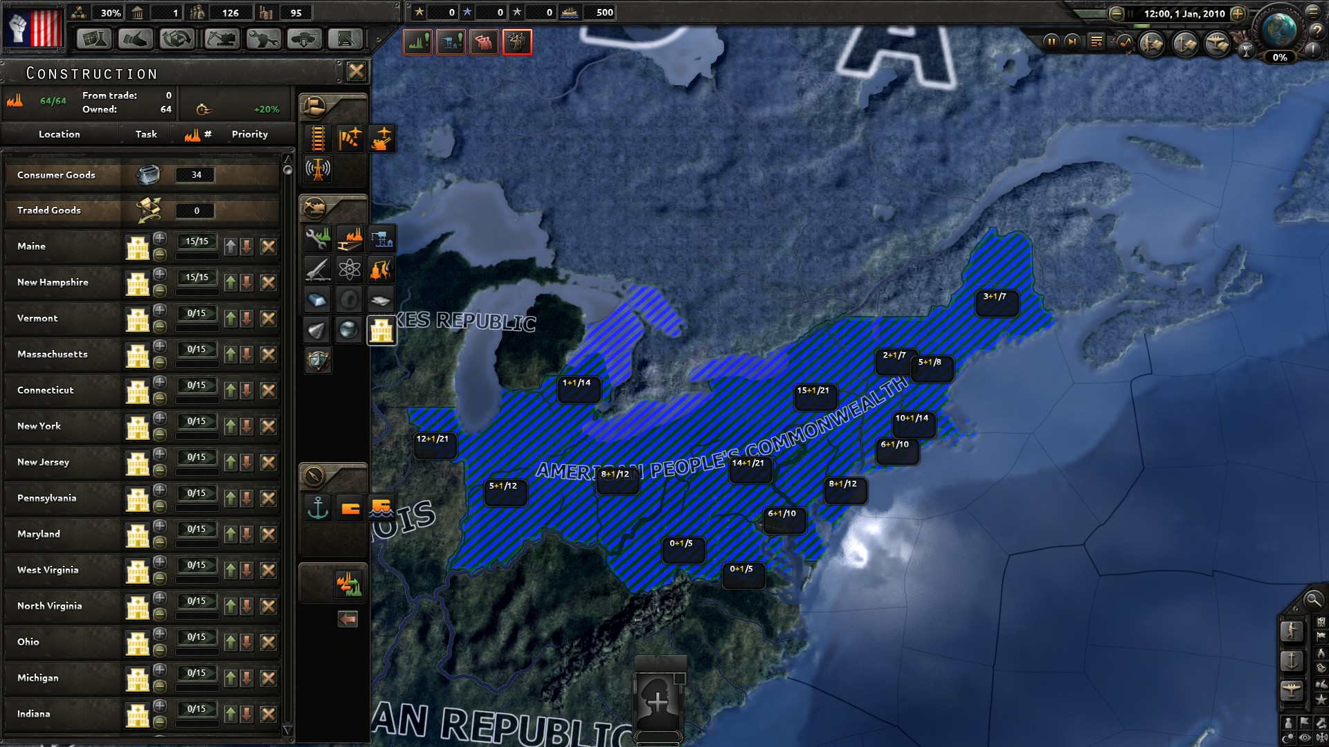 hearts of iron 4 economic crisis mod