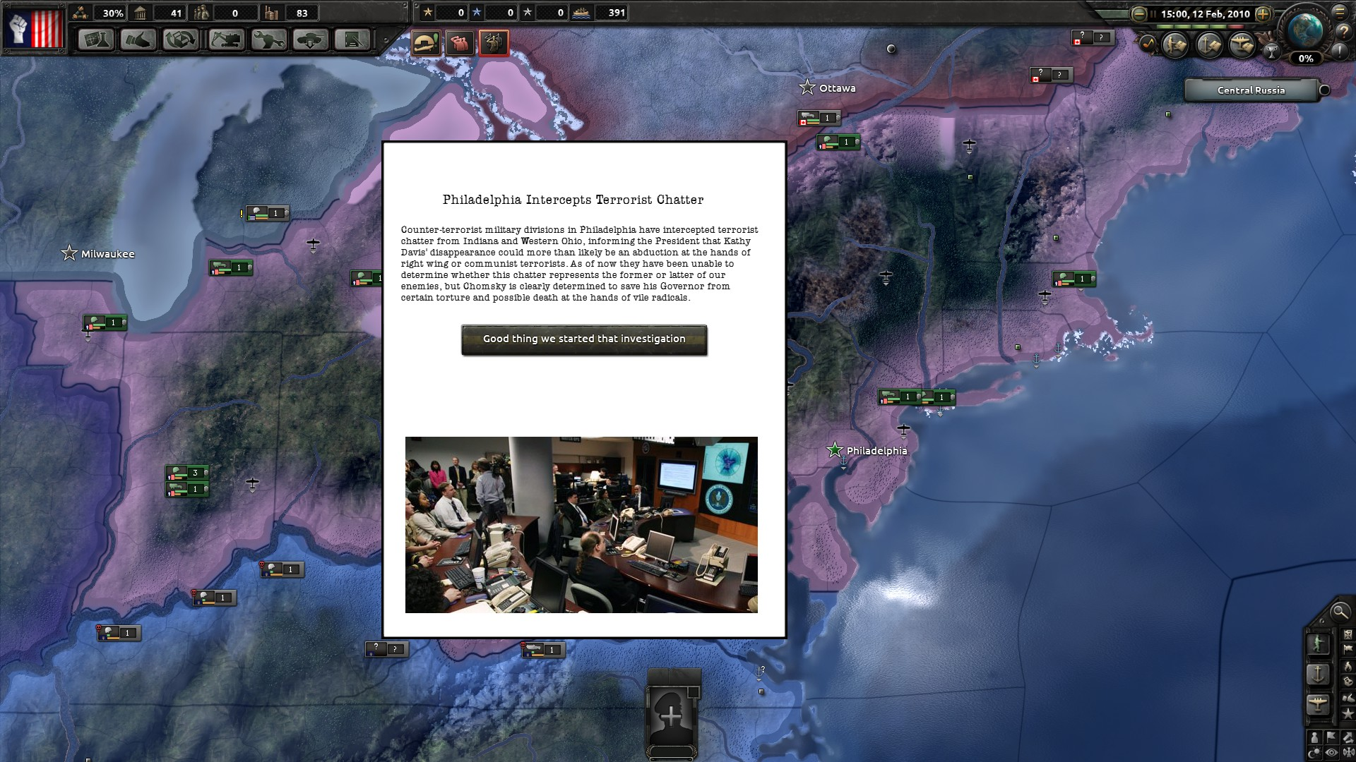 Making America Great Again--With Communism! (Hearts of Iron 4 Red