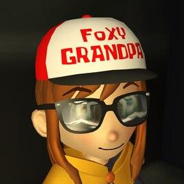 6e9ca9d2bee8 Steam Workshop    Foxy Grandpa Hat