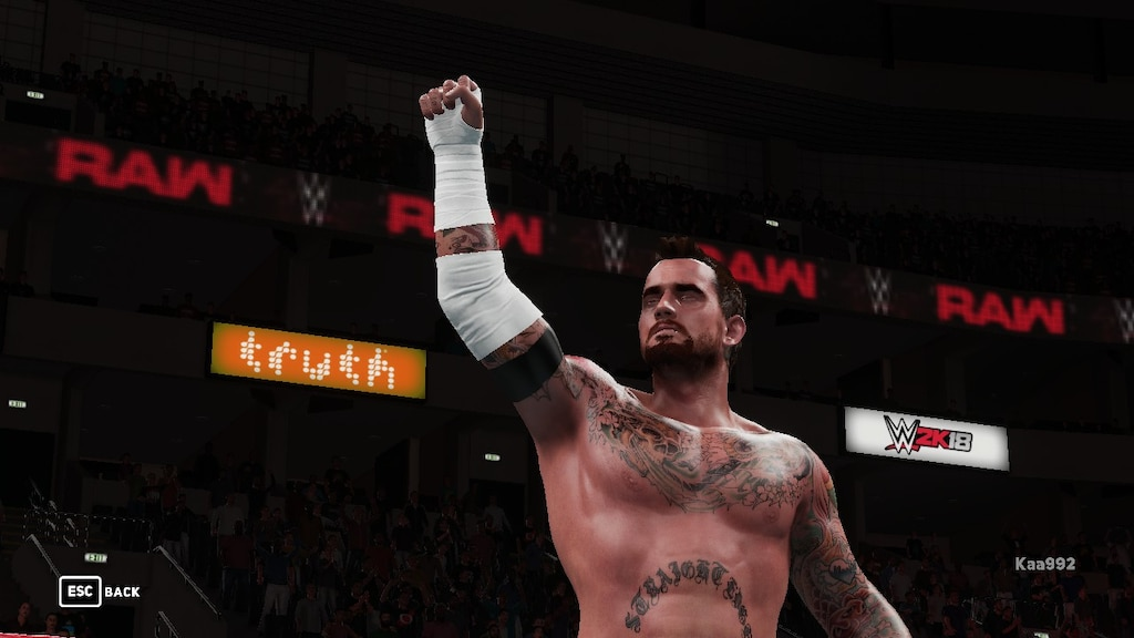 Steam Community Screenshot Cm Punk New Nexus