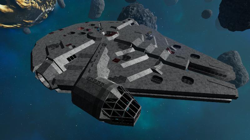 Millennium Falcon CV 6.0