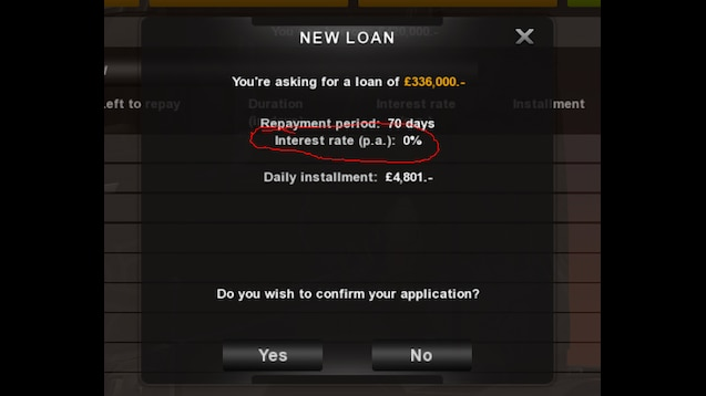 pay day advance mortgages without credit assessment