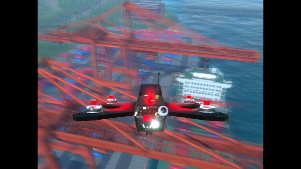Steam Community :: The Drone Racing League Simulator
