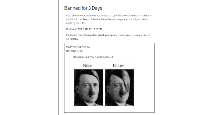 Steam Community Banned Off Roblox