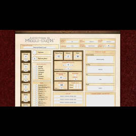 Refreshing image inside d&d 5e character sheet printable