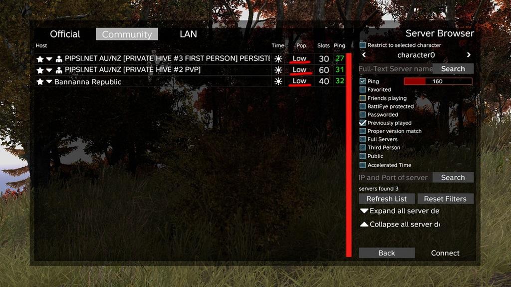 Steam Community :: Guide :: How to check Server Population