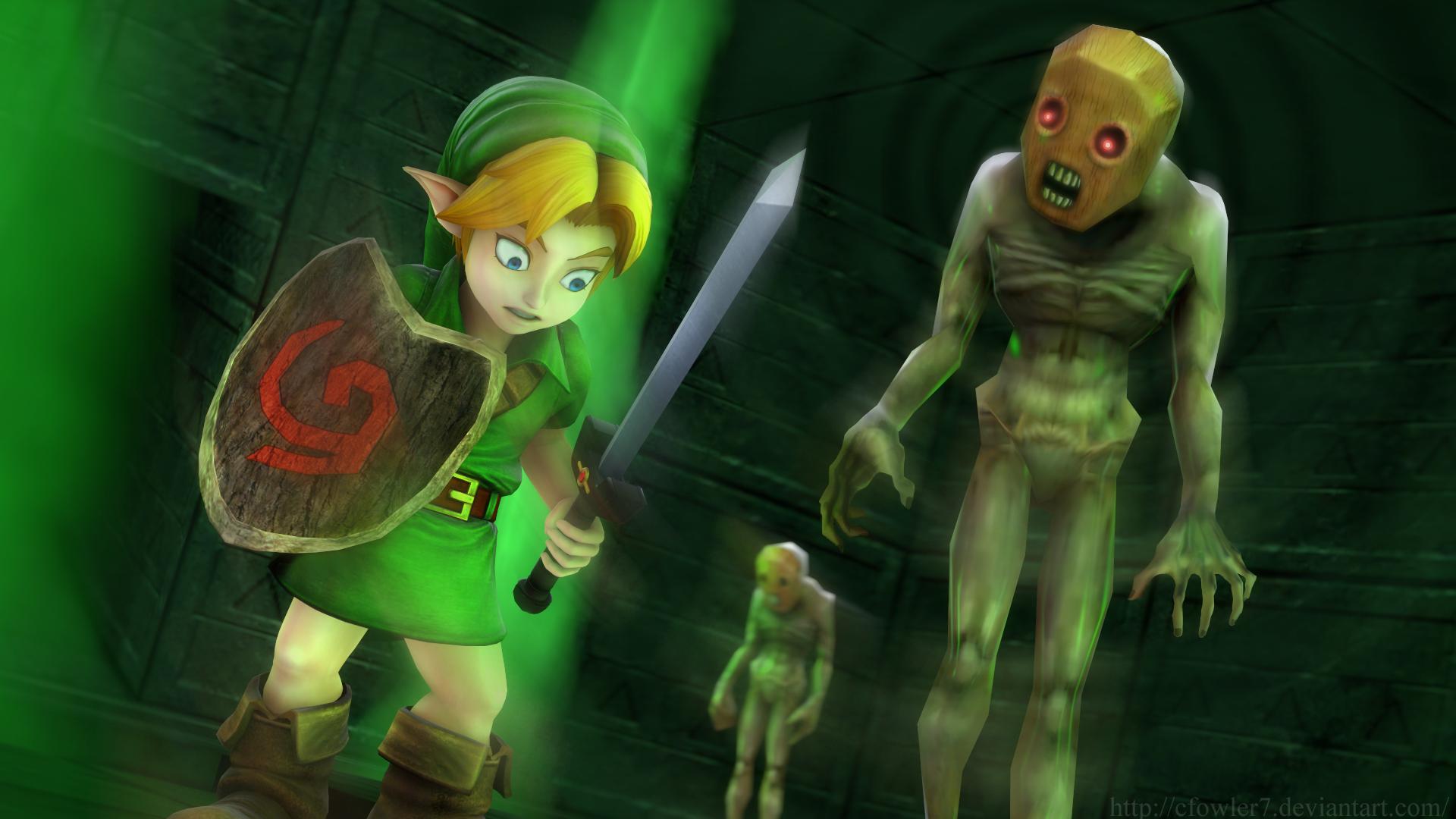 Steam Workshop :: Hyrule Warriors: Young Link