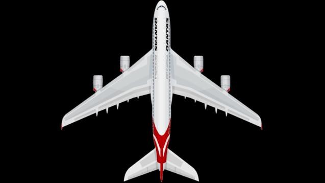 Steam Workshop :: Qantas Airlines