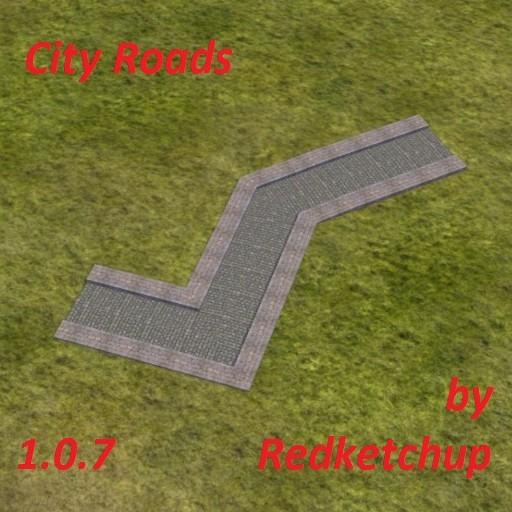 City Roads v2.2b for 1.0.7