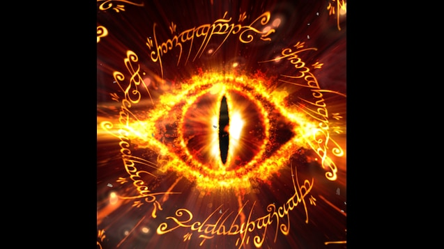 Steam Workshop Eye Of Sauron Lord Of The Rings