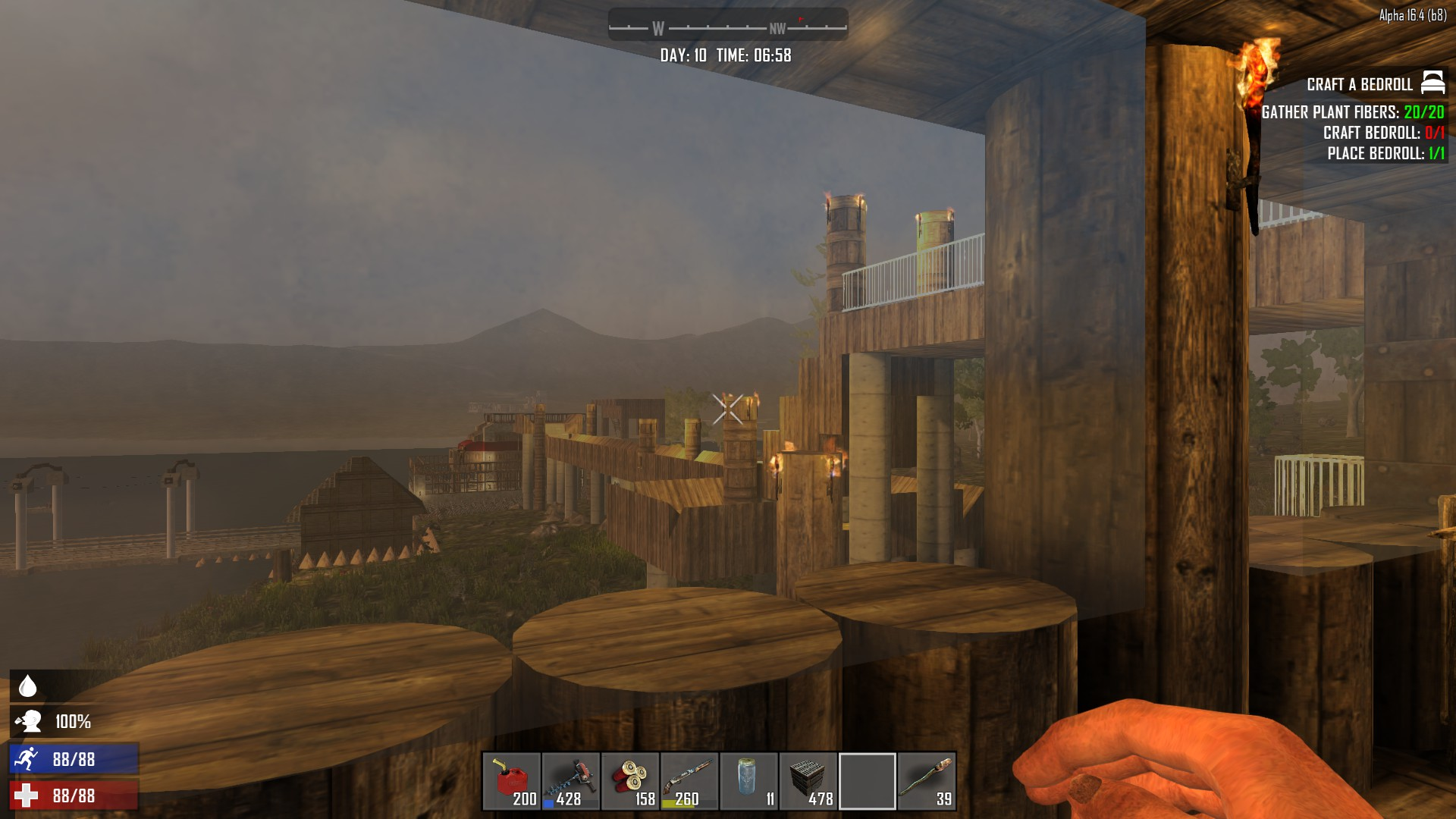 7 days to die how to survive ferals a16