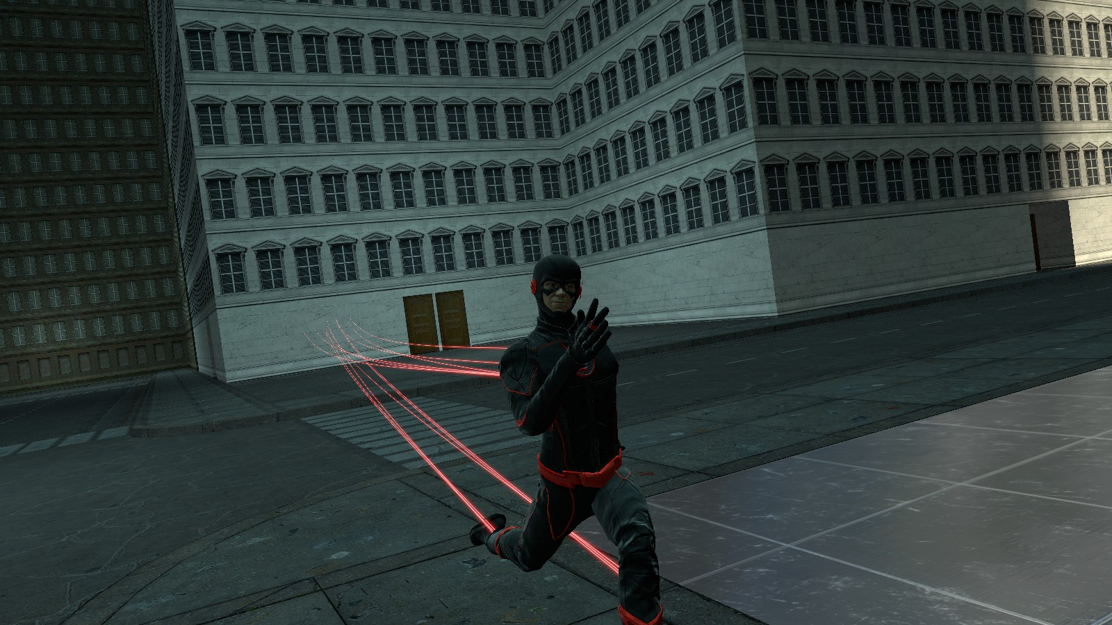 Steam Community Screenshot If Barry Allen Fully Became The Black Flash