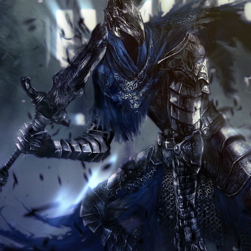 Artorias Wallpaper Engine