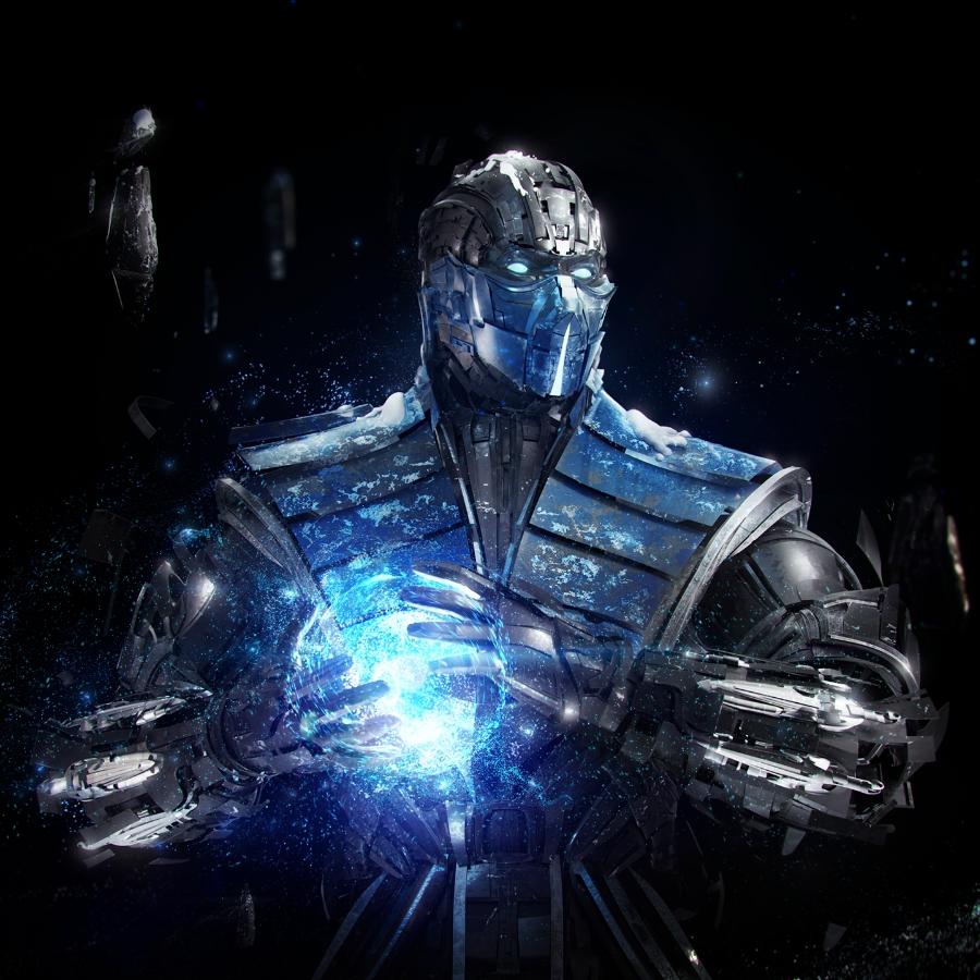 Mortal Kombat - Sub-Zero Wallpaper Engine