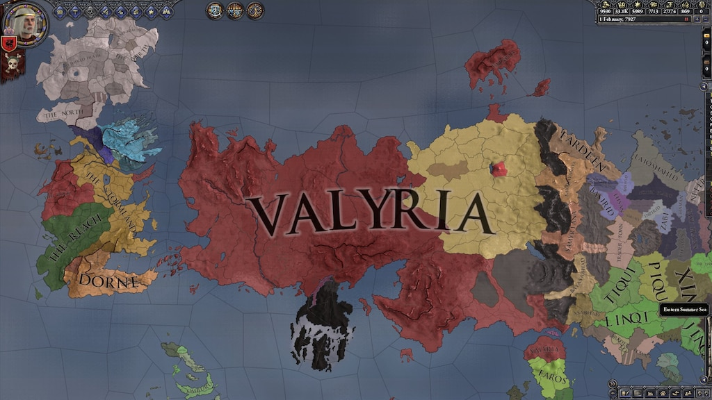 Valyrian freehold