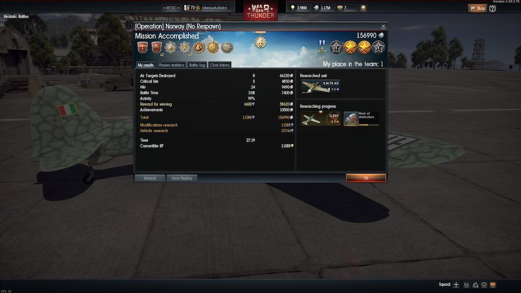 War Thunder P2w