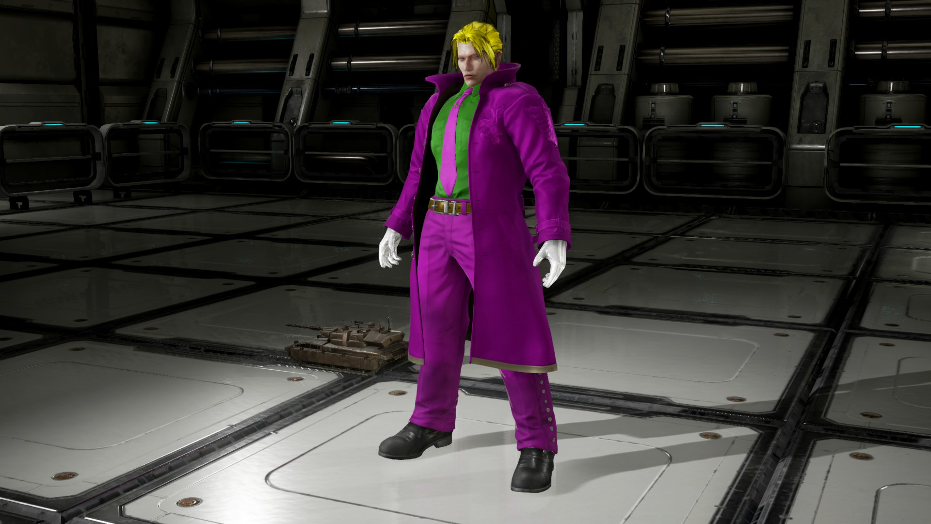 Steam Community Guide Dragunov As Yoshikage Kira From Jojo S