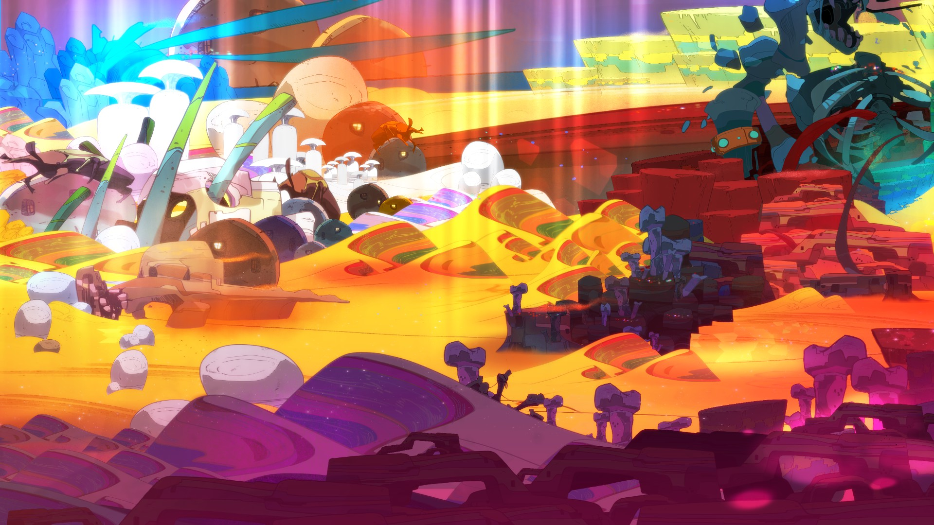 The Drastik Measure | Pyre – PC Review: Time to set the