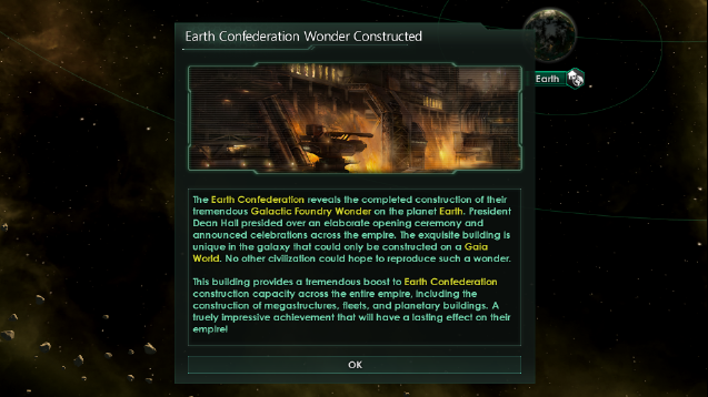 Stellaris Gaia World