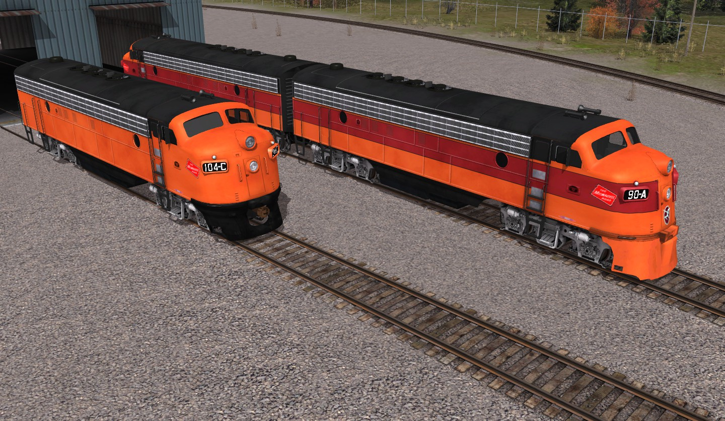 Trainz Forge Jointed Rail