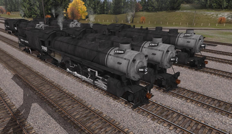 Trainz downloads locomotives