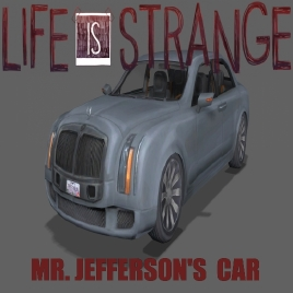 Steam Workshop Life Is Strange Simfphys Mr Jefferson S Car