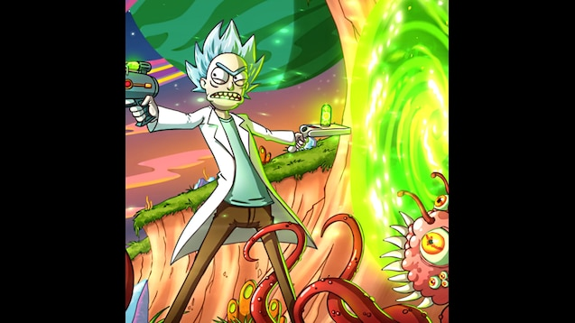 Steam Workshop::Rick and Morty Animated