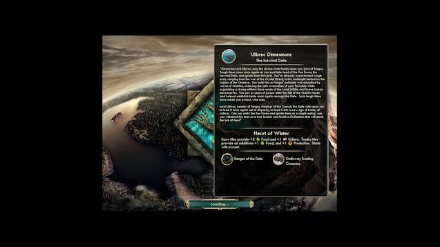 Steam Workshop :: [BNW] Civilizations of Faerun - Icewind Dale
