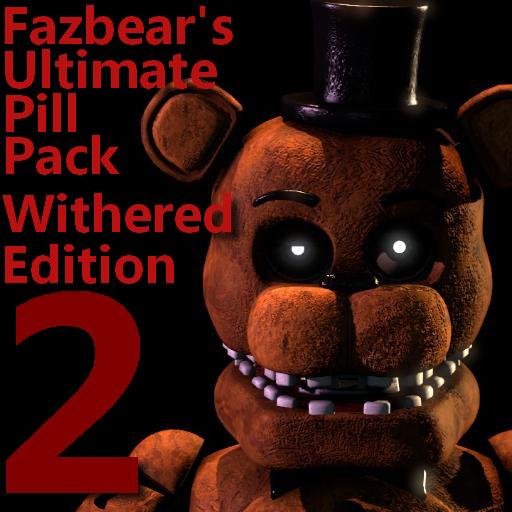 Fazbear's Ultimate Pill Pack Remaster 2: Old yet Functionning