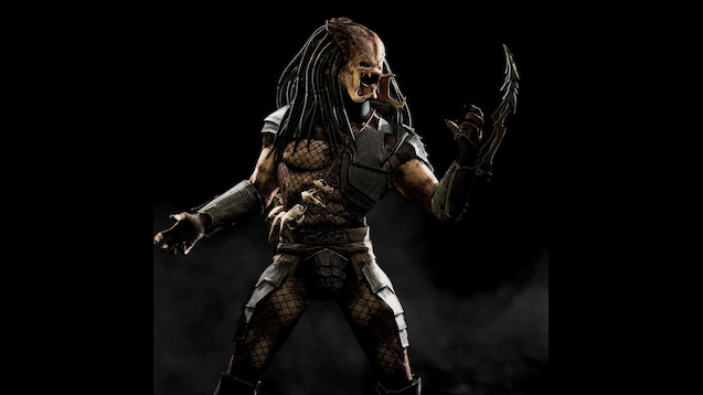 Steam Workshop Mortal Kombat X Predator Wallpaper