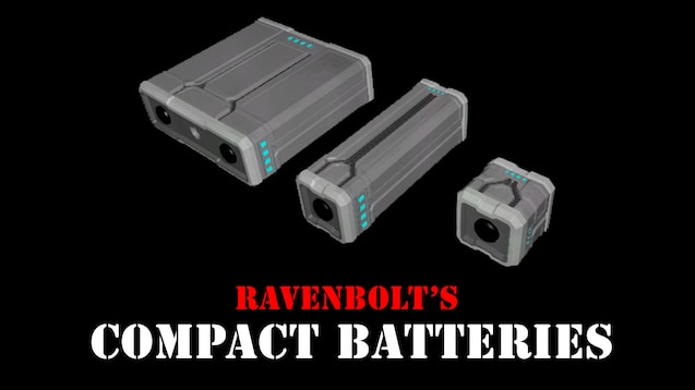 Steam Workshop Rb Compact Battery