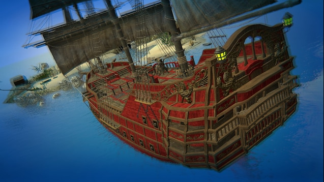 Steam Workshop Ac4 Blackbeard Queen Annes Revenge